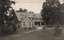 Wakroft - H.F. Probert's Country Home