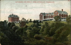Altamont and Shelly Arms Hotels