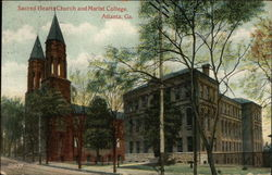 Sacred Hearts Church and Marist College