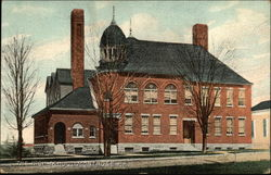 The High School Postcard