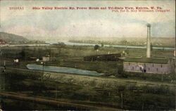 Ohio Valley Electric Ry. Power House and Tri-State View