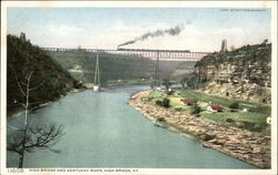High Bridge and Kentucky River