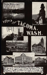 Views of Tacoma, Wash