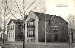 Graded School Postcard
