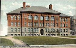 English High School, Central Hill Park