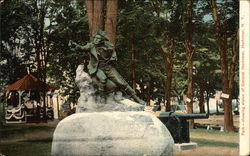 Park and Statue of General Herkimer
