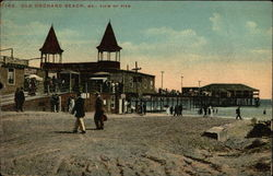 Old Orchard Beach View of Pier