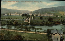 Bird's-Eye View, State Hospital