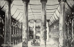 Pension Office - Interior, The Inaugural Ball Room