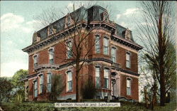 Mt. Vernon Hospital and Sanitarium