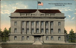New Livingston County Court House