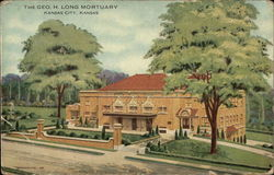 The Geo. H. Long Mortuary