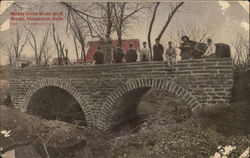 Muddy Creek Stone Arch Bridge