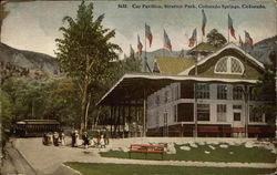 Car Pavilion, Stratton Park