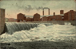 The Dam, Eagle and Phenix Mills