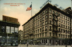 Continental Hotel, 9th & Chestnut Streets