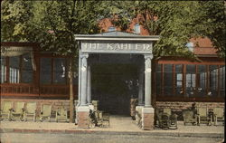 The Kahler - Main Entrance