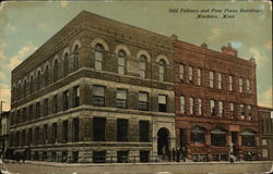 Odd Fellows and Free Press Building