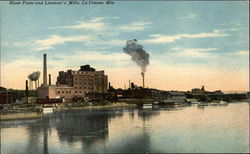River Front and Listman's Mills