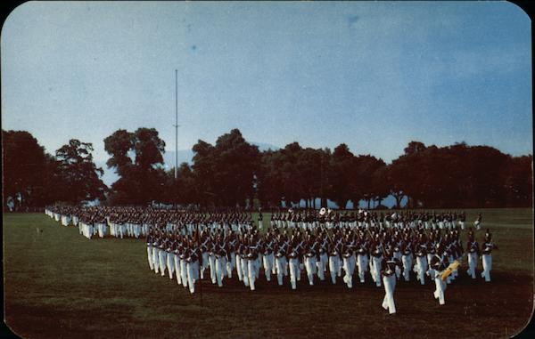 Cadet Parade, West Point, N.Y New York