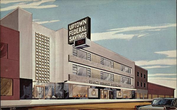 One Click Loan >> Uptown Federal Savings and Loan Association Chicago, IL