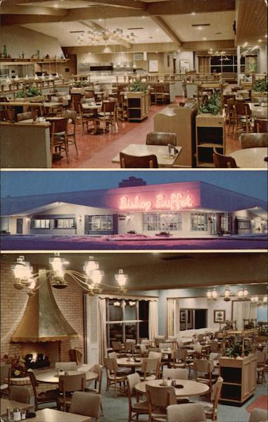 The Bishop Buffet, Lindale Plaza Cedar Rapids, IA