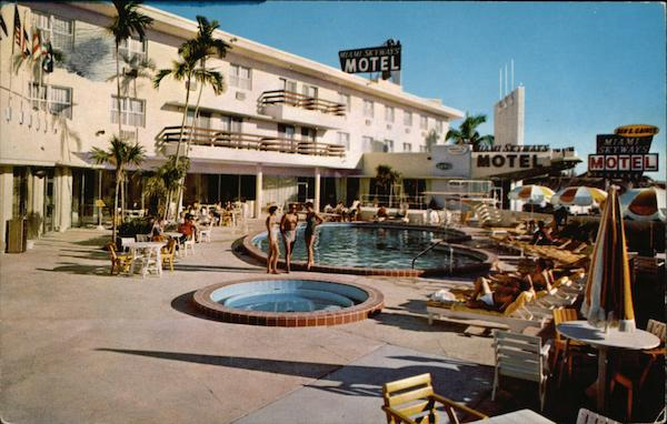 Miami Skyways Motel Florida