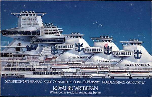 Royal Cribbean Cruise Ships