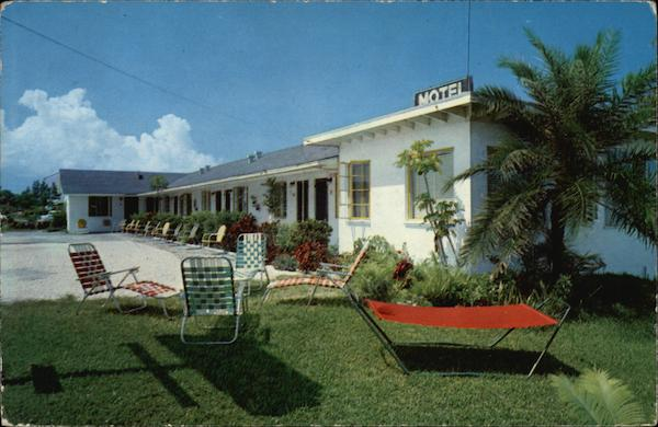 Hillcrest Motel Clearwater Florida