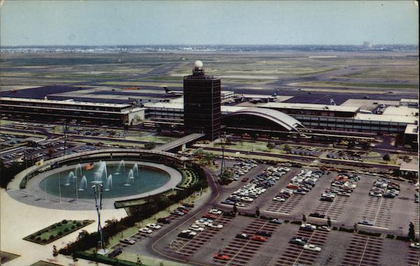 John F. Kennedy International Airport, Idlewild, Queens New York