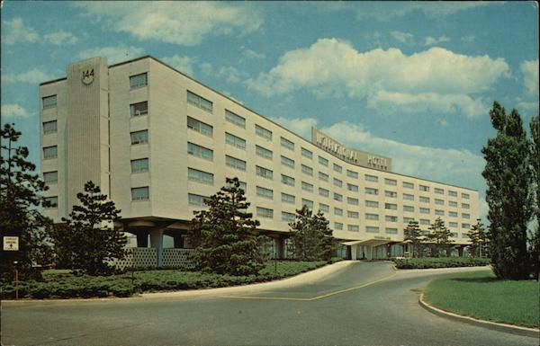 International Hotel, John F. Kennedy International Airport New York