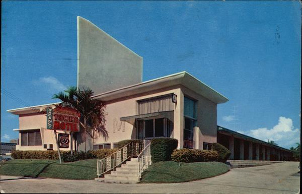 The Towne Motel Miami Florida