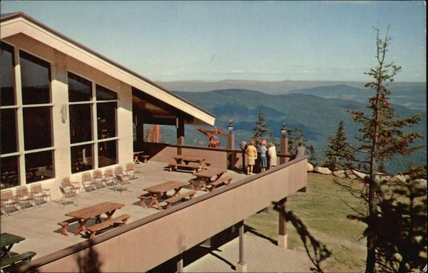 Cliff House - Mount Mansfield Stowe Vermont