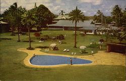 Kauai Inn - Kauai, Swimming Pool and Tropical Gardens