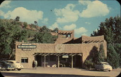 Strausenback's Garden of the Gods Trading Post