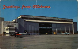 Greetings from Oklahoma - Tinker Air Force Base
