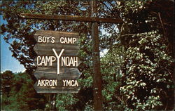 Camp Y-Noah, YMCA Boy's Camp