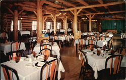 Knotty Pine Dining Room, Breezy Point Lodge