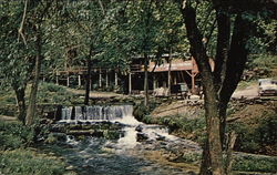 Hodgson Mill in the Beautiful Ozarks
