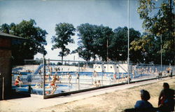 Muscatine Swimming Pool in Weed Park