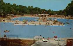 Pool Area, Burdette Park