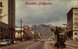 View of Glendale's Main Street