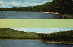 Two Views of a Lake