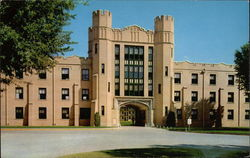 Sally Port, New Mexico Military Institute