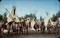 Indians of the Nez Perce Tribe