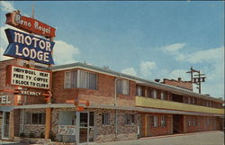 Reno Royal Motor Lodge
