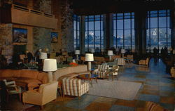 Main Lounge at Jackson Lake Lodge
