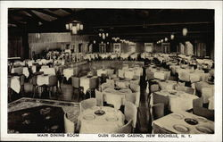 Glen Island Casino - Main Dining Room