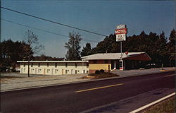 Ark Motel, Mocksville, North Carolina