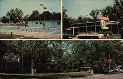 "Chipley Motel Inc. - ""Modern as Tomorrow"" Postcard"